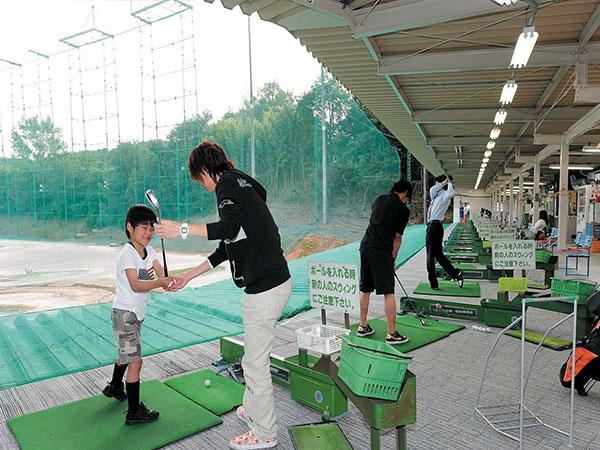 ゴルフ 東山 公園