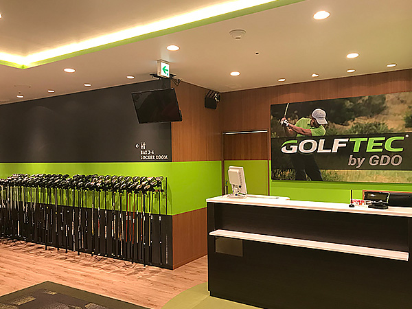 GOLFTEC(ゴルフテック) by GDO 名古屋名駅