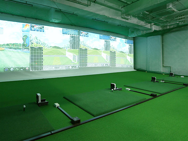 ROUGH GOLF RANGE OSAKA