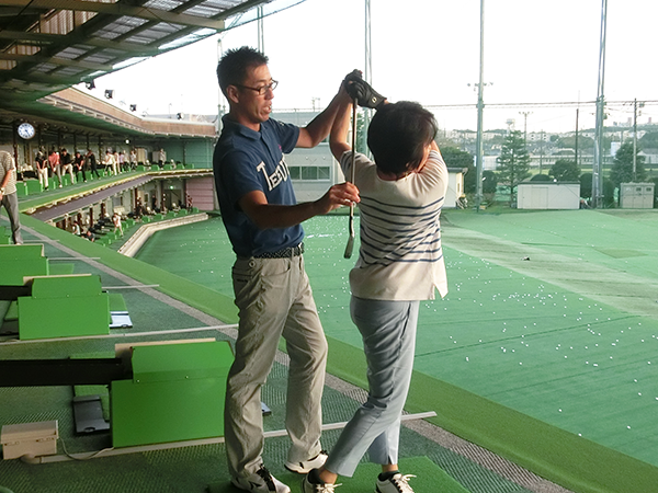 横浜 市 旭 区 ゴルフ 練習 場